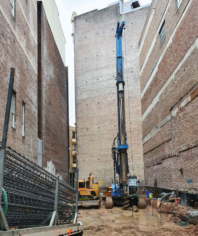 alorra group, alorra piling, piling contractor, piling rig, soilmec piling rig, soilmec drilling rig, piling contractor Sydney, piling contractors Sydney