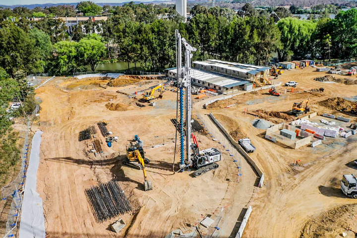 alorra group, alorra, imt a215, imt piling rig, piling rig contractor, piling contractor sydney, piling contractors sydney, piling rig, drilling rig